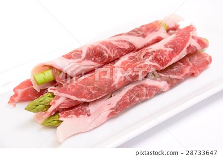 荤菜 首页 照片 蔬菜_食品 肉 猪肉 肉卷 猪肉 荤菜  *pixta限定素材