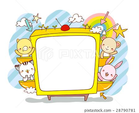 ppt 背景 背景图片 边框 模板 设计 相框 450_366