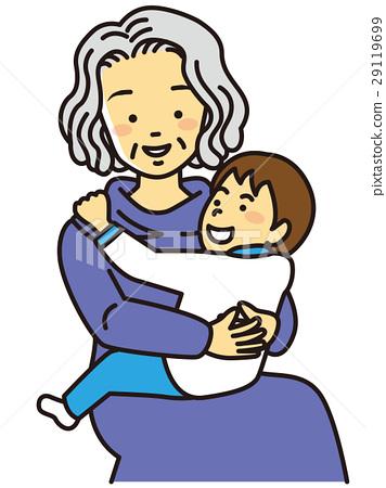 老人对外孙女,跟孙子的区别很大吗?是不是取决于子孙们的出息程度?图片