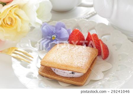图库照片: 糕点 西式甜点 烘焙甜食图片