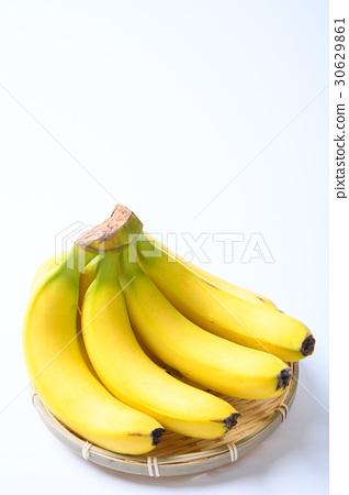 白底 首页 照片 蔬菜_食品 水果 香蕉 香蕉 水果 白底  pixta限定素材