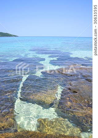 姿势_表情_动作 行为_动作 看 照片 西表岛 海洋 海 首页 照片 姿势