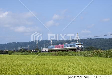 图库照片: 火车 本地线 赫德岛和麦克唐纳群岛线