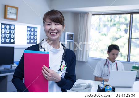 办公室玩护士囹f_图库照片: 病房 护士站 护士办公室