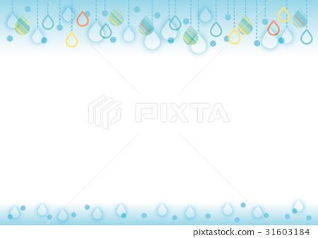 下雨 插图 框架 帧 边框 首页 插图 天空 天气 下雨 框架 帧 边框  *