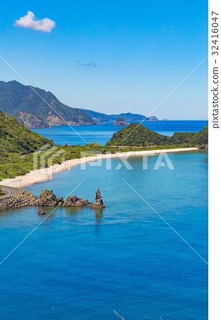 图库照片: 奄美 风景 海洋