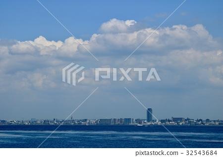 图库照片: 海峡 风景 神户
