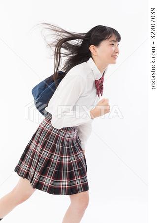 人 首页 照片 人物 学生 小学生 高中女生 高中生 人  *pixta限定素材