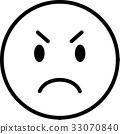 不安的表情 首页 插图 姿势/表情/动作 构图 正面 拟古禅记 微笑符号图片