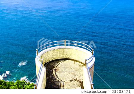 图库照片: 对马岛 景点 地标