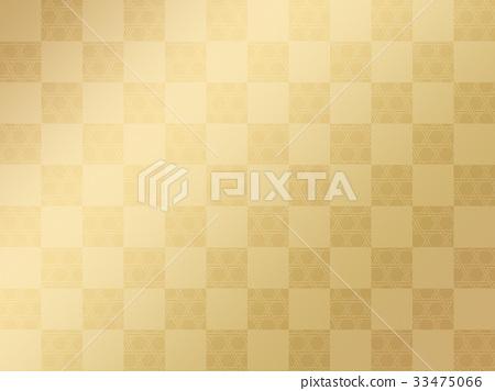 插图 质地 金属_玻璃 金 金箔 金色 镀金 黄金  *pixta限定素材仅在
