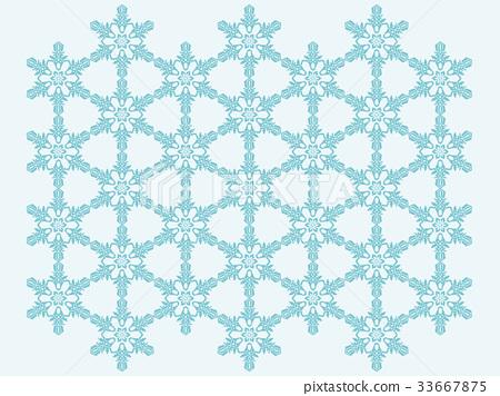 首页 插图 运动_运动 冬季运动 滑雪 雪花01_2  *pixta限定素材仅在