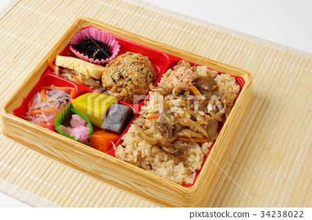 生活方式_生活 餐 午餐 日式便当 午餐 日本食品  *pixta限定素材仅在