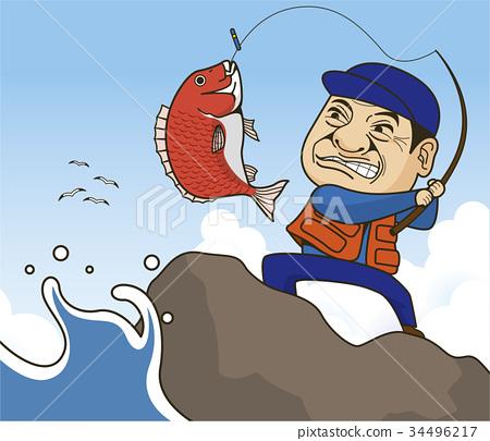 好看的钓鱼头像