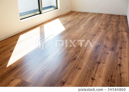 室内装饰_家具 地板 地板 木地板 房间  *pixta限定素材仅在pixta网站