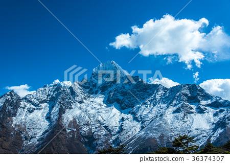 喜马拉雅山 首页 照片 风景_自然 山 雪山 珠穆朗玛峰 萨加玛塔国家