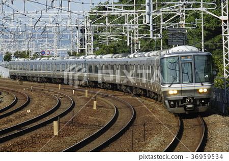 图库照片: 系列 1000种观看模式 东海道本线