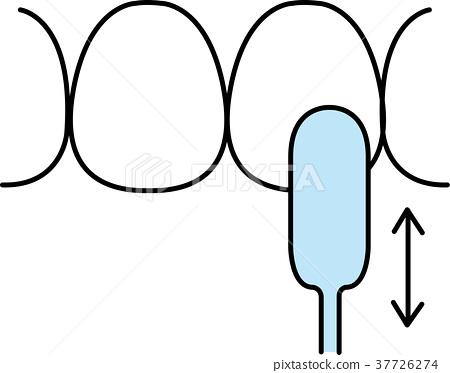 图库插图: 牙刷 矢量 牙膏