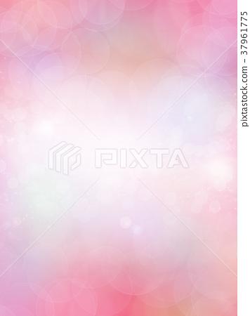 插图素材: 背景 - 闪光 - 粉彩 - 粉红