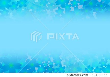 插图素材: 背景材料壁纸,名片,价格标签,花卉,盛开,花卉图案,花瓣