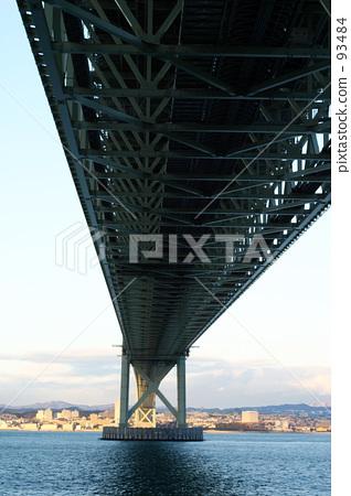 Akashi Kaikyo Bridge 2 93484