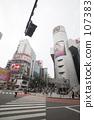 tokyo shibuya crossing 107383