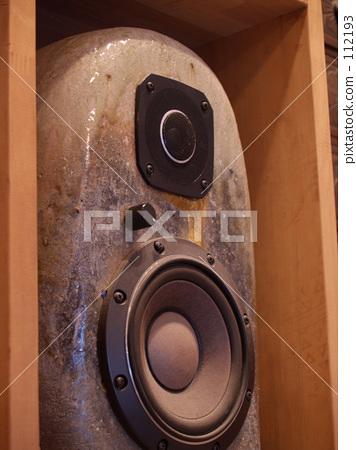 Potter's speaker 112193