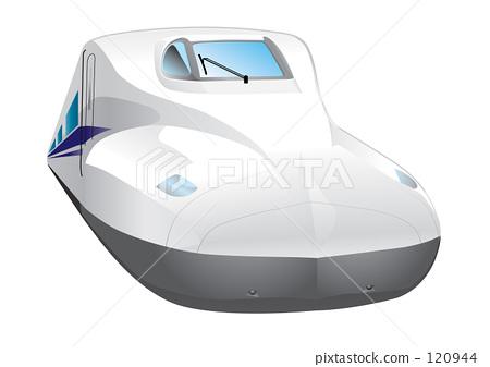 Shinkansen N 700 120944