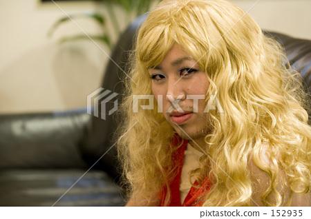 金髮美女 152935