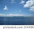 天空和大海 蓝天 海洋体育 154488