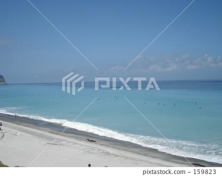 Beach in Niijima 159823
