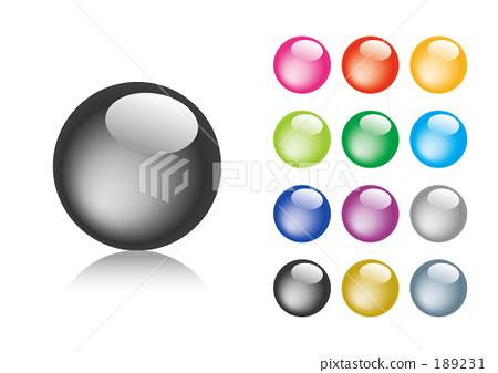 Icon ball 189231