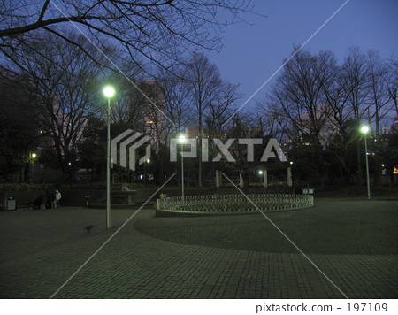 Night park 197109