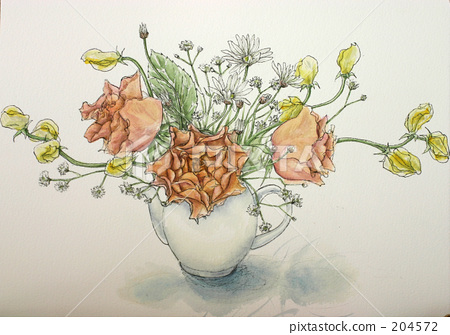flowerpot 204572