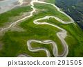 阿拉斯加 鳥瞰圖 空中拍攝 291505