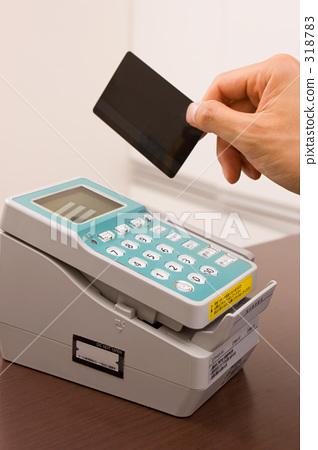 信用卡掃描 318783