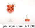 草和樱桃 324990