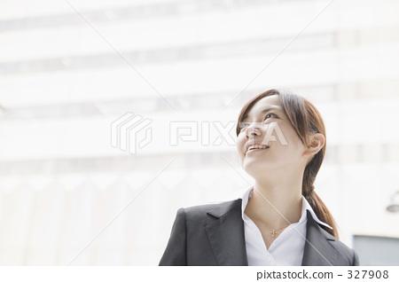 new employee, office girl, ol 327908