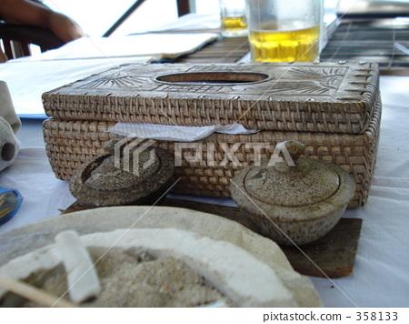 調味容器 調料容器 紙巾盒 358133