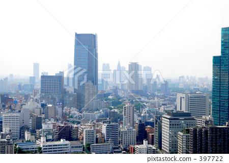 東京摩天大樓 397722