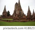 大城府 泰國清邁 泰國 418623