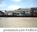 湄南河 曼谷 泰國清邁 418624