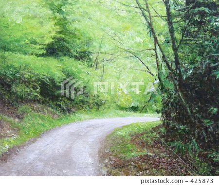Forest Road 425873
