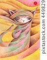 Gypsy cat 449829