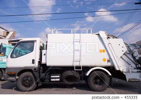 Garbage truck 1 455335