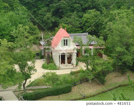 메이와 사츠키의 집 (전망대에서 촬영) 481651
