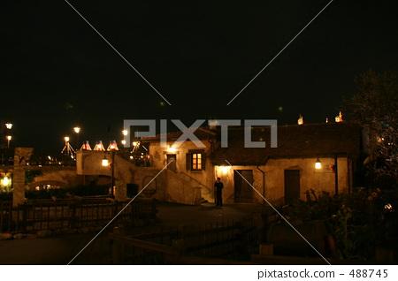 Christmas illumination 488745