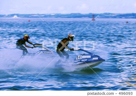 Jet ski race 496093
