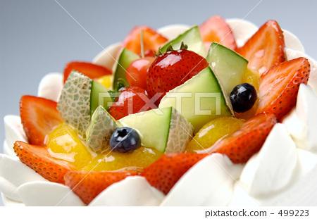 decorated cake 499223