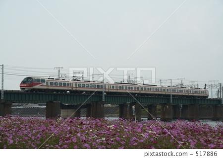 火車 電氣列車 豐橋 517886